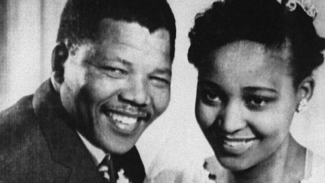 South African anti-apartheid leader and