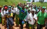 5. Godfrey Mgimwa akiingia kijijini kwao, Magunga, Kata ya Maboga