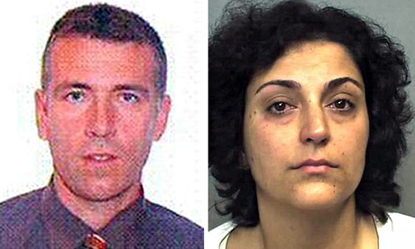 Brett King and Naghemeh King, the parents of Ashya King
