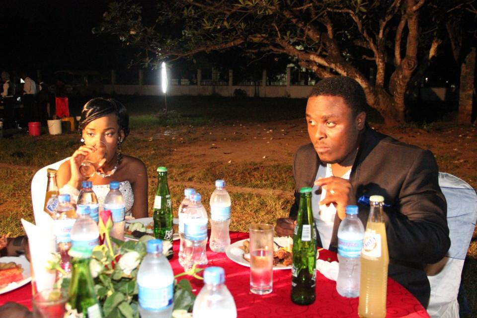 Thandazas Wedding In Muvhango Soapie