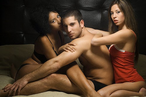 man-with-two-women