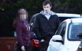Anthony-Bruce-leaving-North-Shields-Magistrates-Court